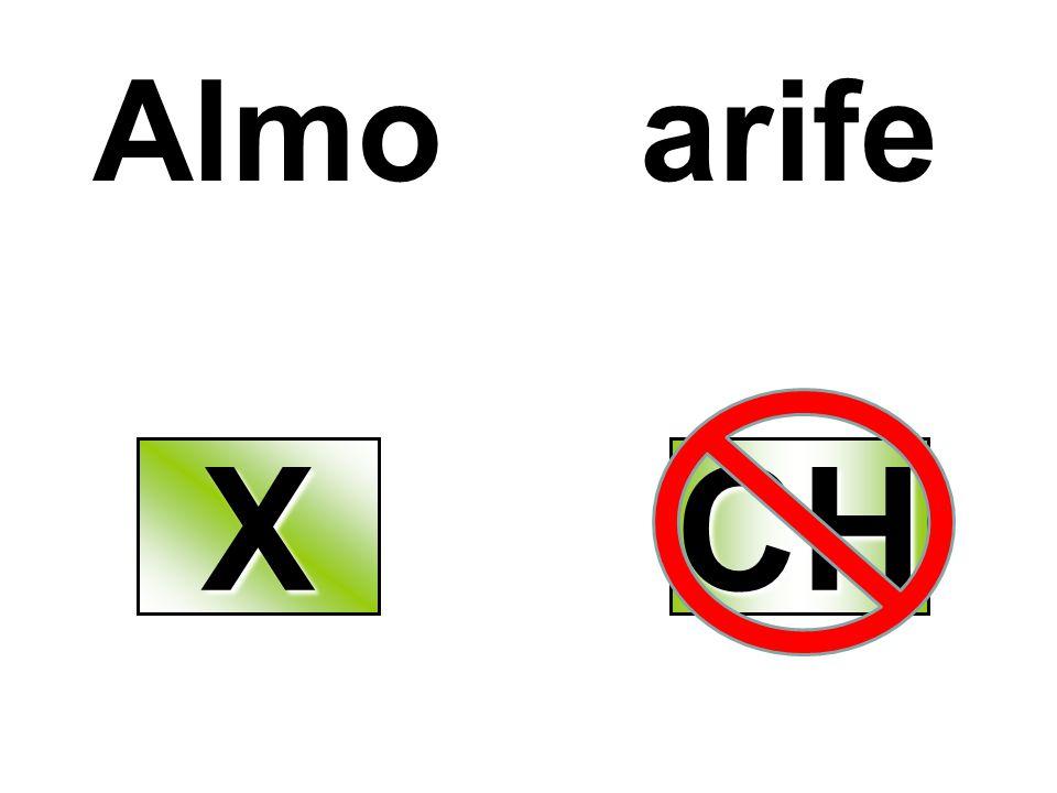 Almo arife XXXX CH