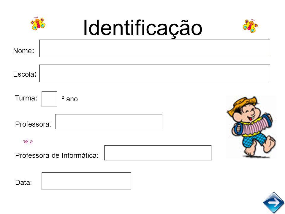 COMEÇAR Complete as palavras: