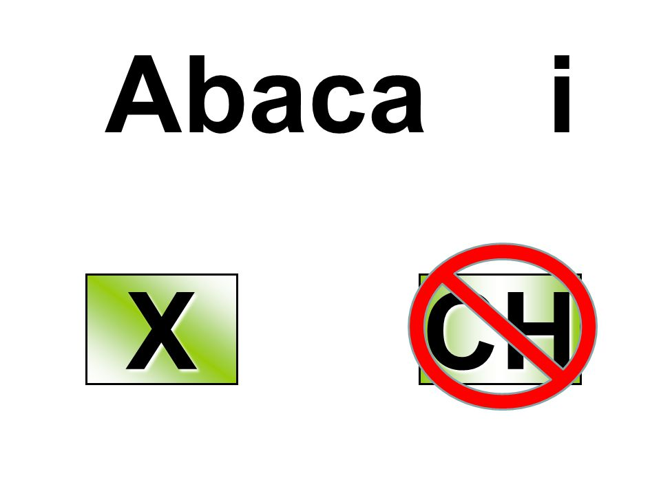 X AbacaXi