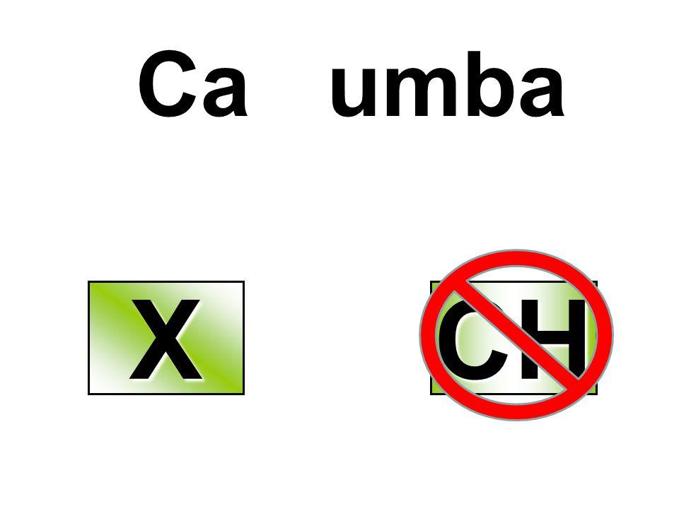 Ca umba XXXX CH