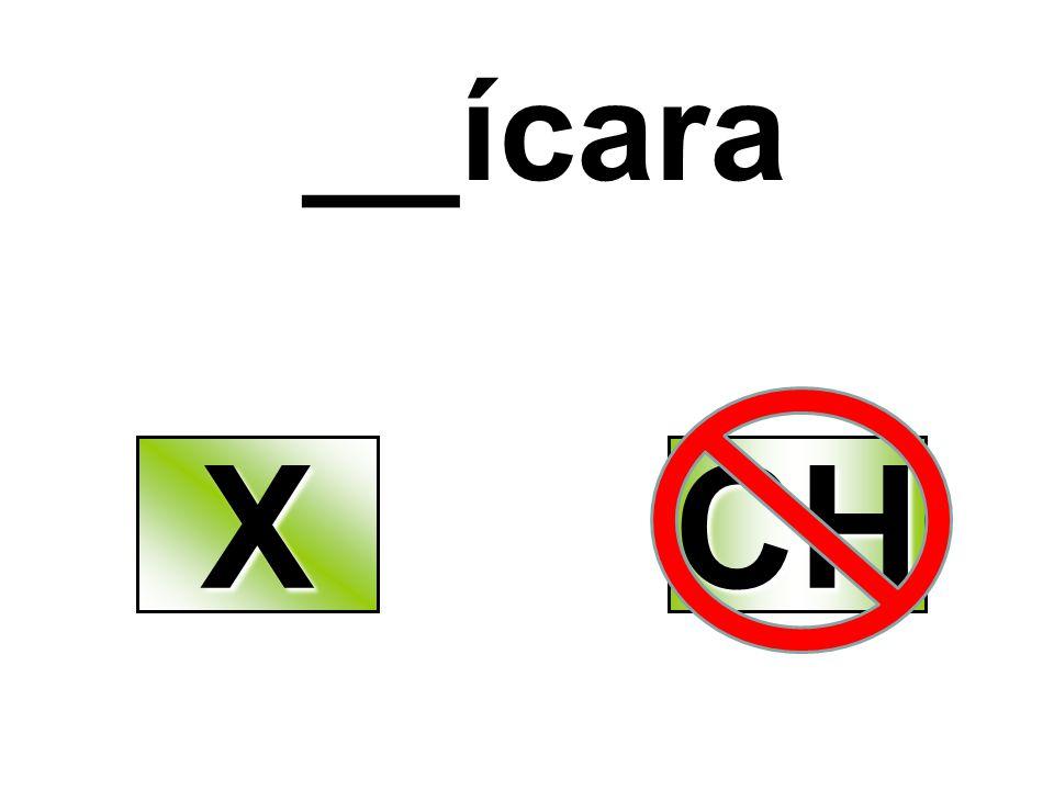 __ícara XXXX CH