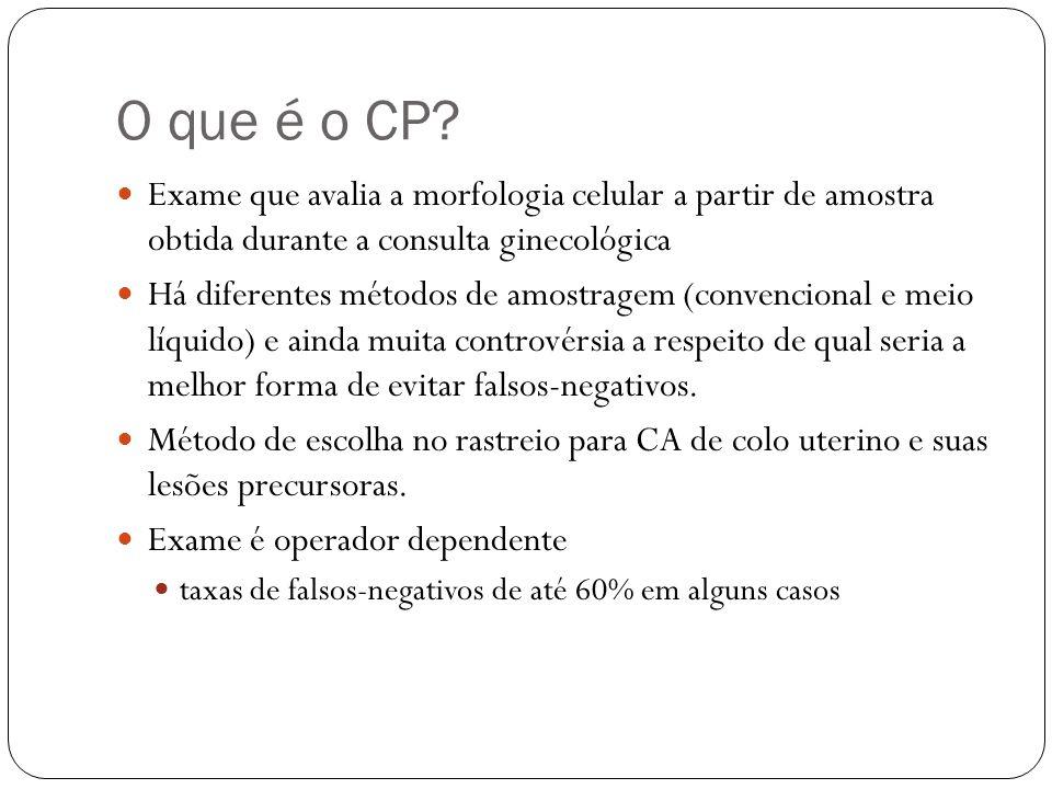 Tratamentos Excisionais CAF - Cirurgia de Alta Freqüencia Contraindicações: limites colposcópicos da lesão não visíveis; aparência clínica de Ca invasor; margens comprometidas em procedimento prévio; discrasia sanguinea; gestação; inflamaçãoaguda no Colo; antes de 60 dias de puerpério Conização a frio Em casos nos quais não há limite visível da lesão; curetagem positiva; bx positiva para microinvasão Histerectomia