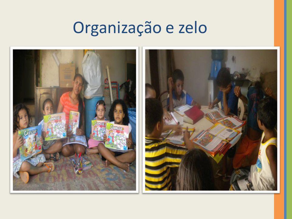 Organização e zelo