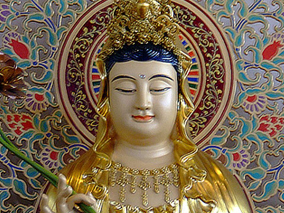 Se você quer triunfar sobre seus inimigos, não procure o Budismo.... Para o Budismo, o único triunfo que conta é o do homem sobre si mesmo. Se você qu