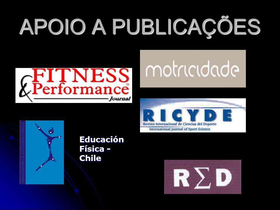 APOIO A PUBLICAÇÕES Educación Física - Chile