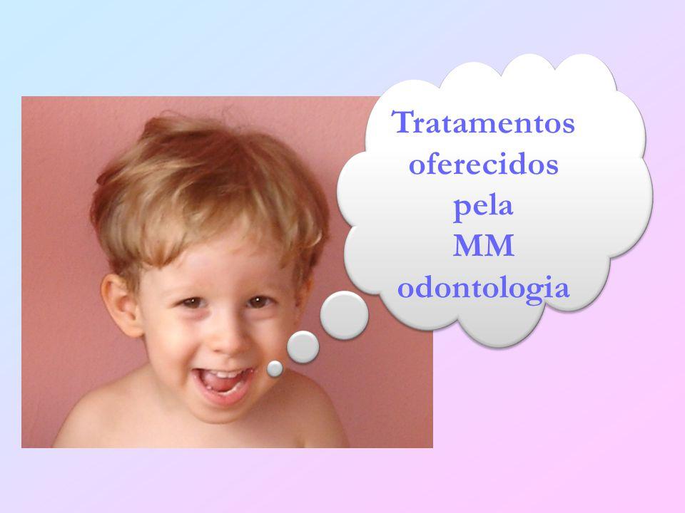 Tratamentos oferecidos pela MM odontologia