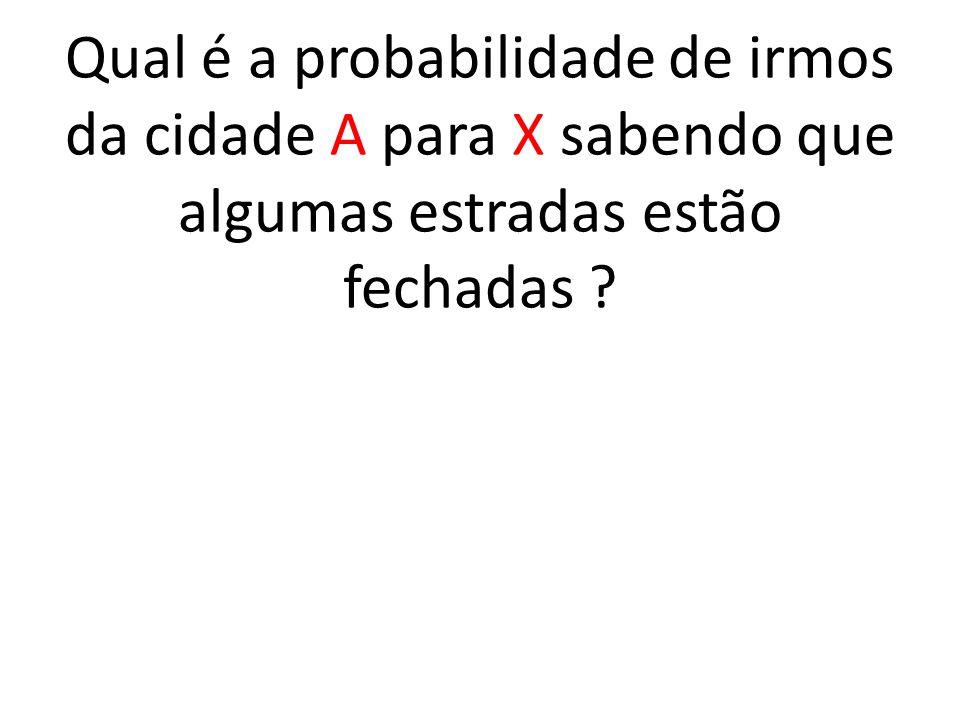 Fazendo a contagem pelo princípio multiplicativo E 1 E 2 ou E 3 E 4 3. 4 + 5. 2 = 22 A a X X a B A a Y Y a B 22 maneiras de fazer as escolhas E 1 e E