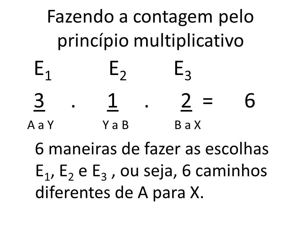 A para X