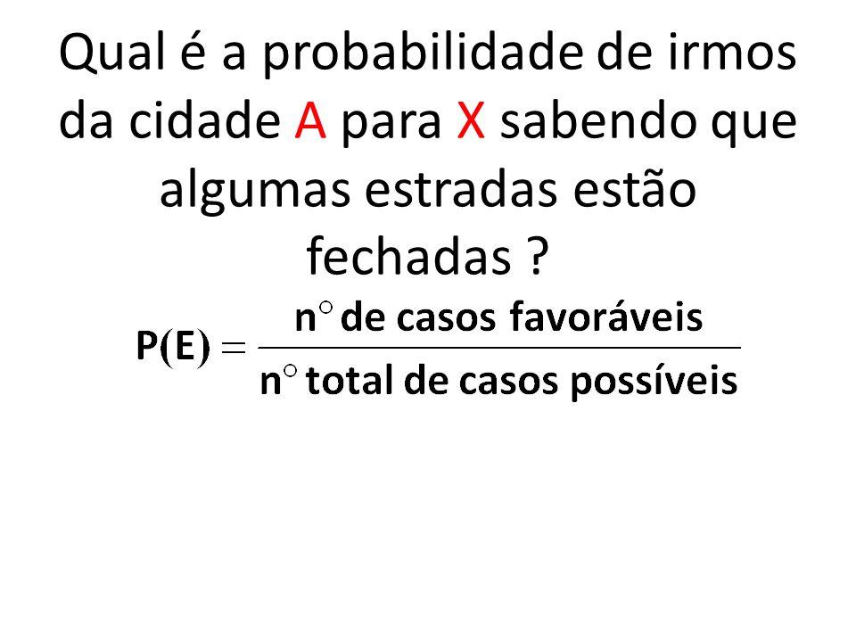 Fazendo a contagem pelo princípio multiplicativo E 1 E 2 E 3 3. 1. 2 = 6 A a Y Y a B B a X 6 maneiras de fazer as escolhas E 1, E 2 e E 3, ou seja, 6