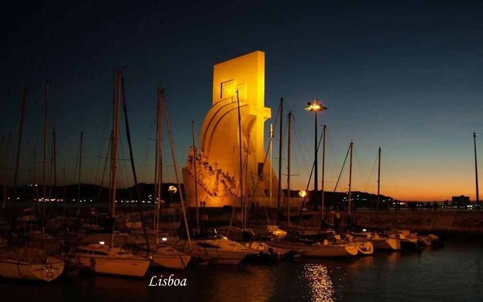 Monumento dos Descobrimentos - Lisboa