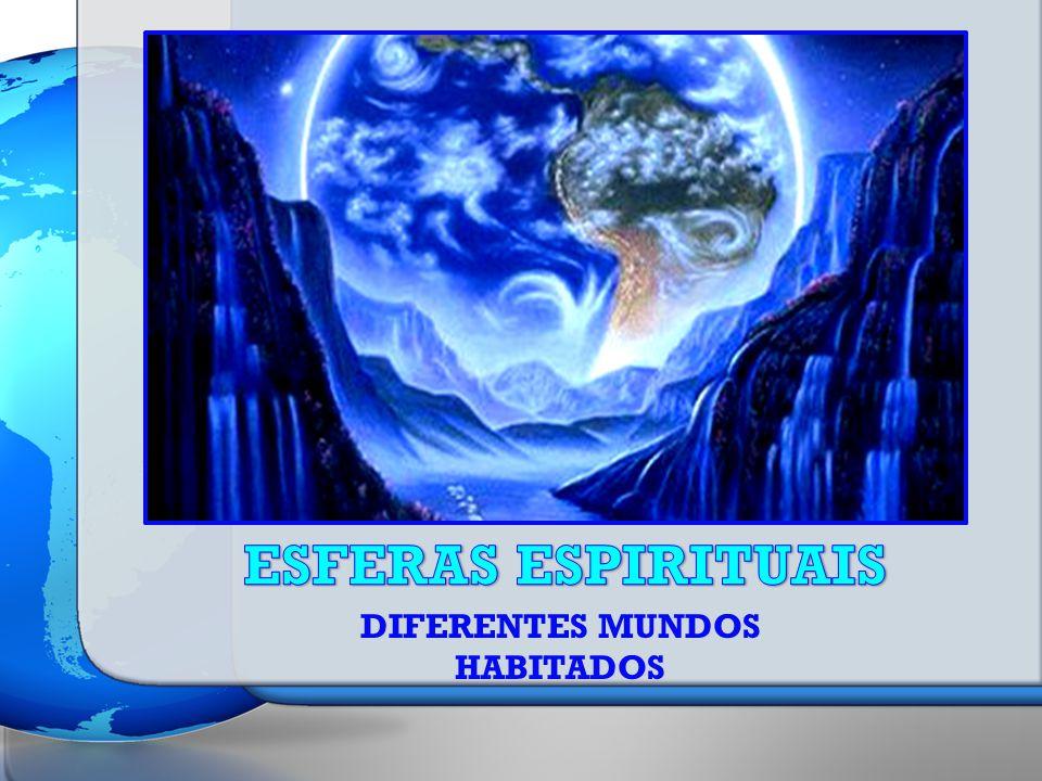 DIFERENTES MUNDOS HABITADOS