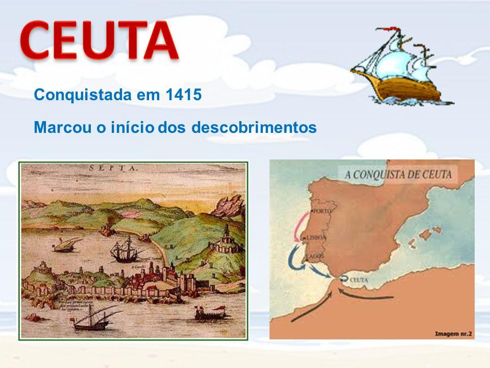 Do Brasil chegavam produtos como: Madeira pau-brasil AçúcarDiamantesCaféOuro