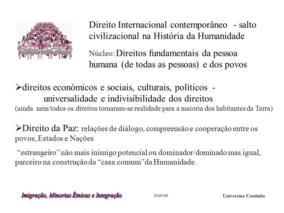 25.03.06 Universina Coutinho Escola democrática e de qualidade: educar em democracia e para a democracia.