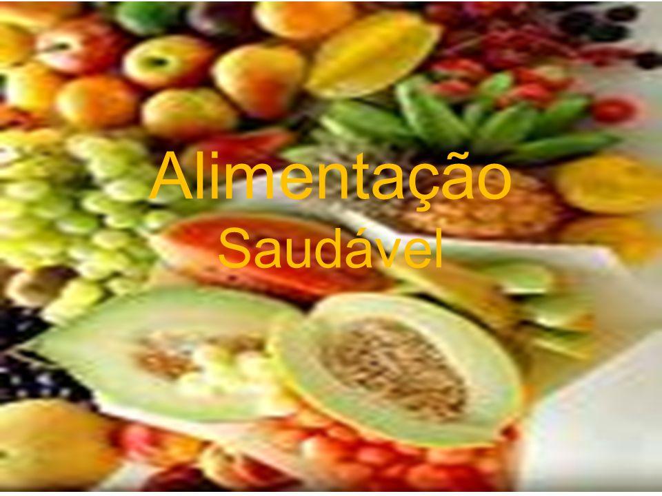 O que é a alimentação saudável A Alimentação saudável é a alimentação ou nutrição de comer bem e de forma equilibrada.