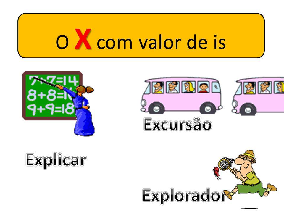 X O X com valor de cs