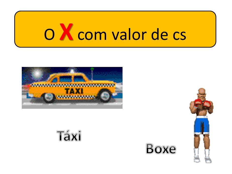 X O X com valor de SS