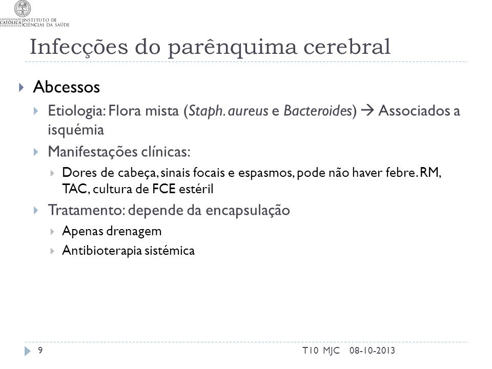 Patogénese Qualquer lesão séptica Trauma exposto 08-10-201330T10 MJC
