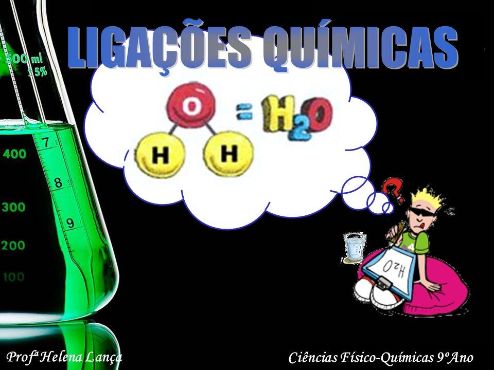 Ciências Físico-Químicas 9ºAno Profª Helena Lança