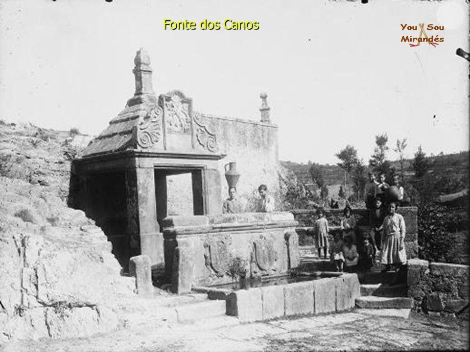 Fonte dos Canos