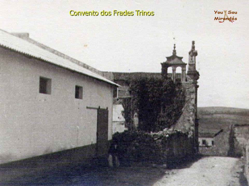 Convento dos Frades Trinos