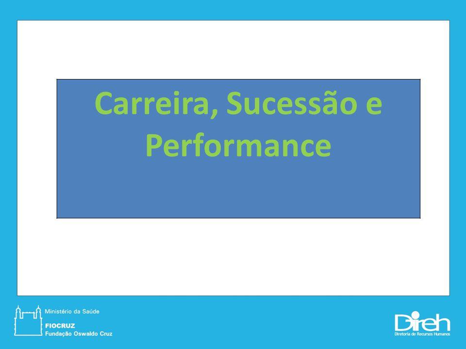 Carreira, Sucessão e Performance