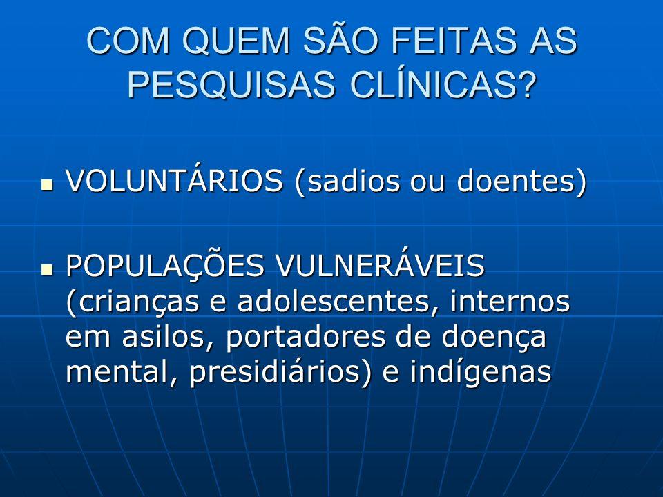 Termo de consentimento Que outros tratamentos estão disponíveis.