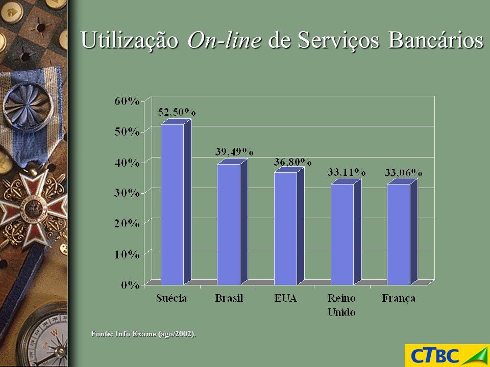 Importância da Internet u Internauta: A Web é uma necessidade em minha vida. Fonte: AOL Brasil.