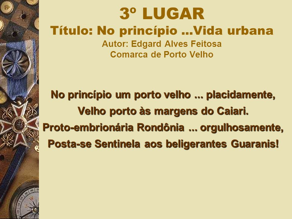 Vivam Urbanos.