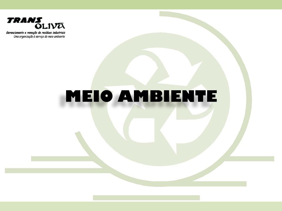 Gestão de Resíduos Uma empresa, a qual se preocupa com as questões ambientais, deve-se sempre ficar atentas a sua gestão de resíduos.