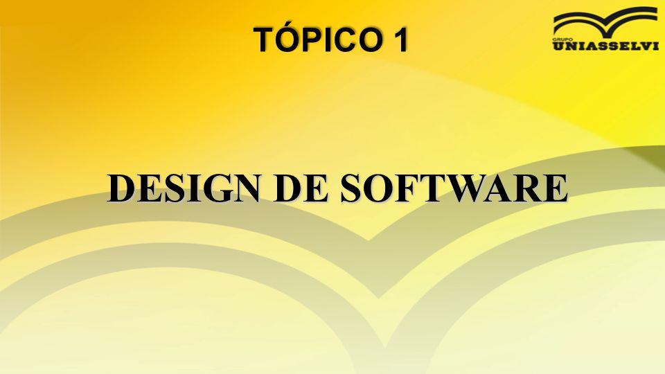 DESIGN DE SOFTWARE