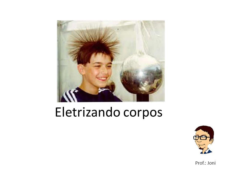 Carga Elétrica Chamamos carga elementar, representada por e, o módulo da carga do elétron ou do próton.