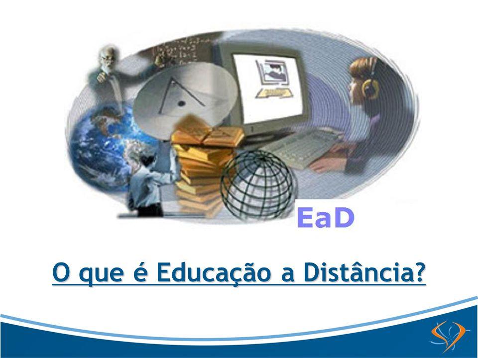 Educação a Distância (EAD): Segundo Moran, Educação a Distância é o processo de ensino e aprendizagem, mediado por tecnologias, no qual professores e alunos estão separados espacial e/ou temporalmente.