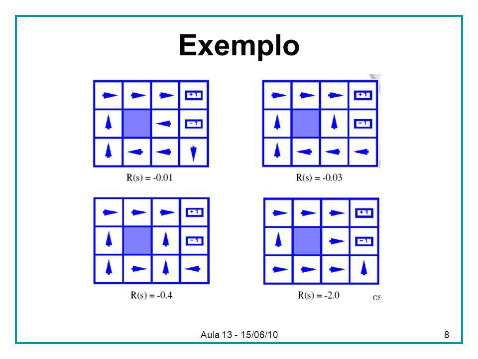 Aula 13 - 15/06/108 Exemplo