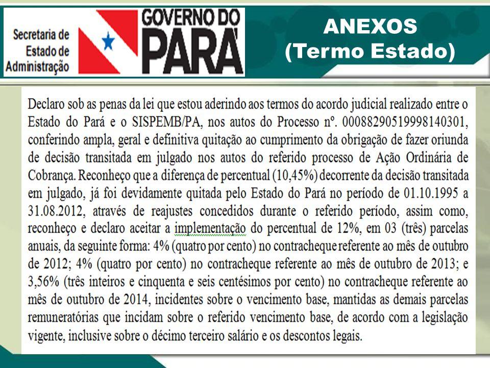 ANEXOS (Termo Estado)