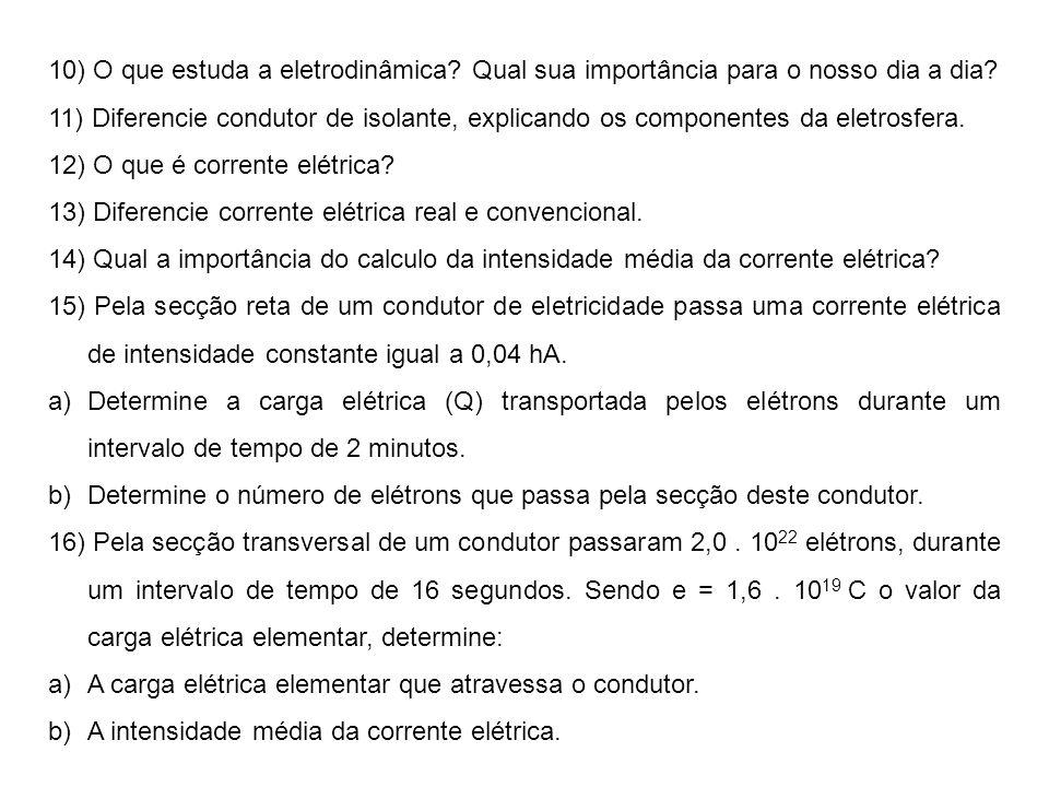 Exercícios de fixação: 1) Escreva o número -0,000000000000384 em notação científica.