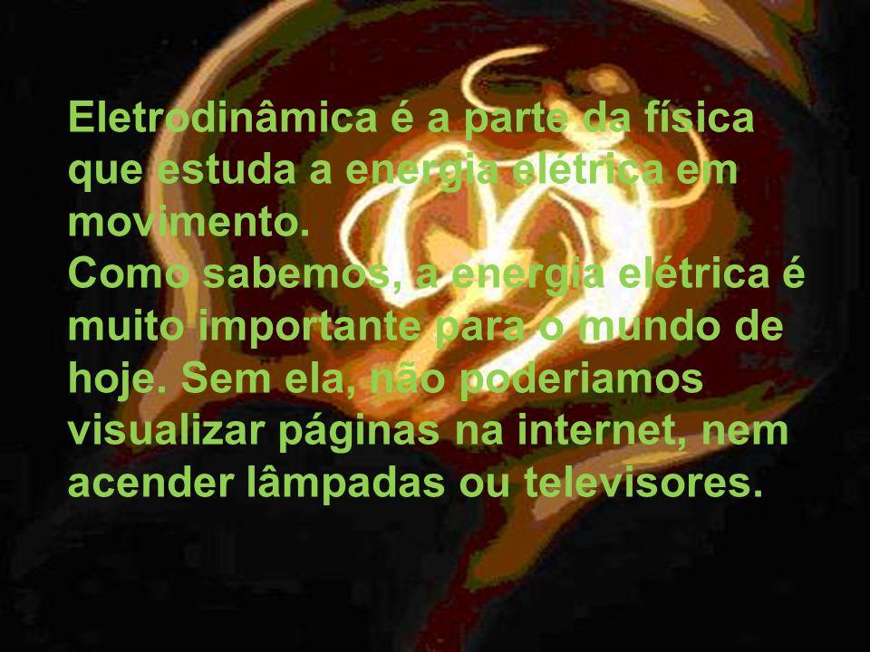 INTRODUÇÃOINTRODUÇÃO CORRENTE ELÉTRICA SENTIDO DA CORRENTE ELÉTRICA INTENSIDADE DA CORRENTE ELÉTRICA TIPOS DE CORRENTES ELÉTRICAS EFEITOS DA CORRENTE ELÉTRICA 1 2 3 4 5 6 ÍNDICE GERAL