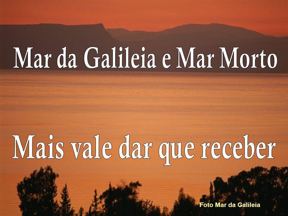 Foto Mar da Galileia