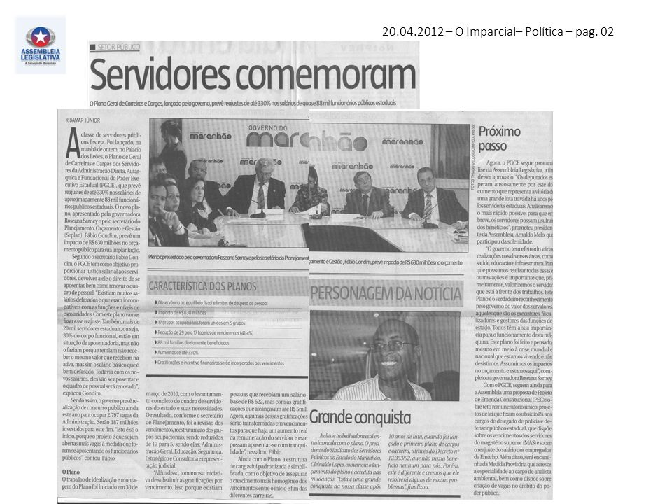 20.04.2012 – Extra– Política – pag. 03