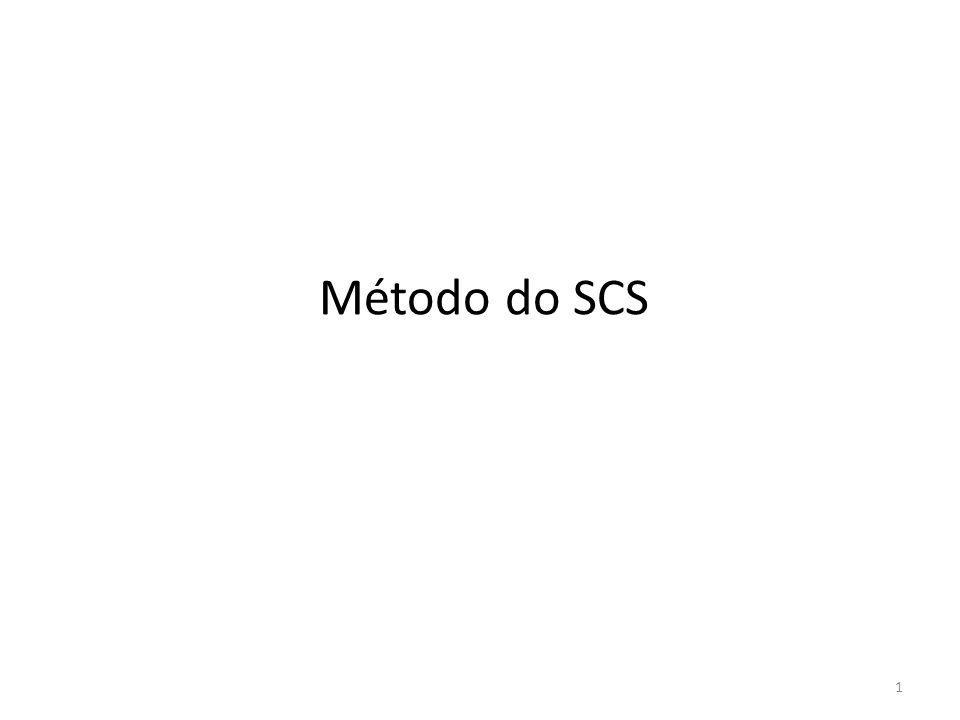 Método do SCS 1