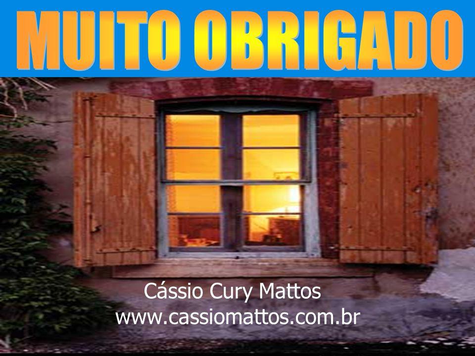 Cássio Cury Mattos www.cassiomattos.com.br