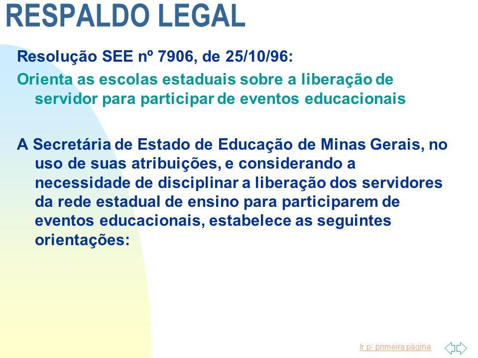 Ir p/ primeira página PARTICIPAÇÃO NO PROJETO : n Viabilização pela SEE; n Viabilização pela SRE, orientando as escolas; n Escola proporciona as condições.