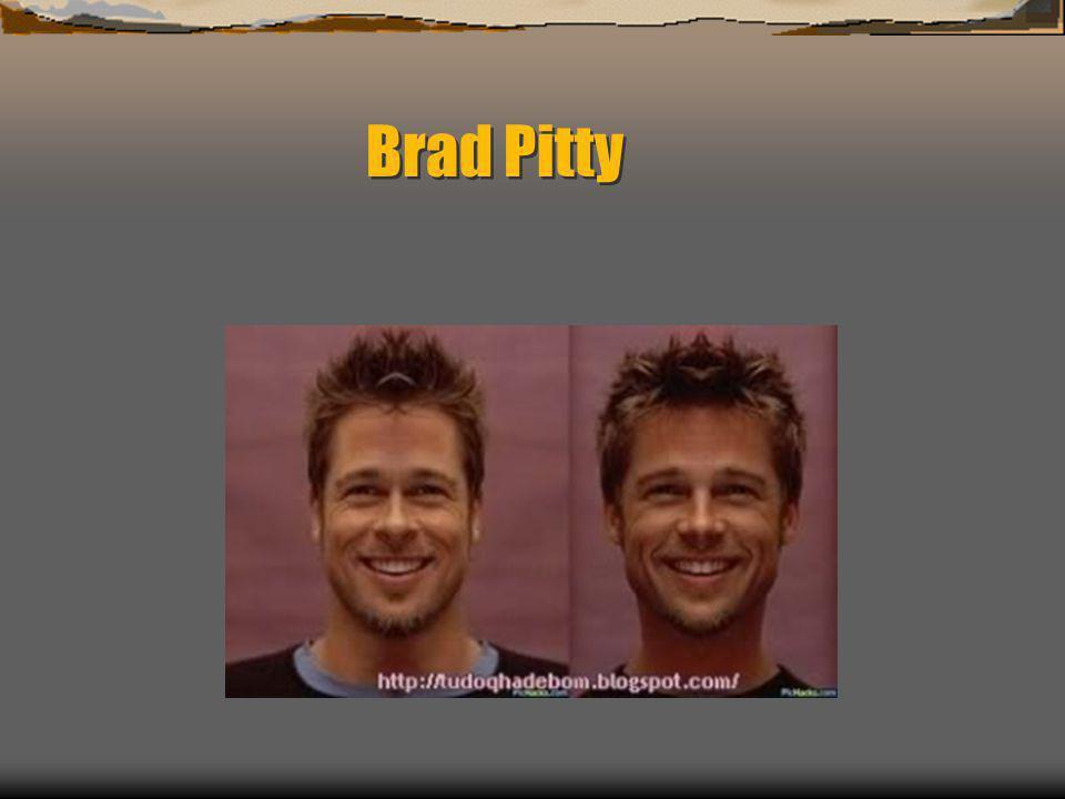 Brad Pitty