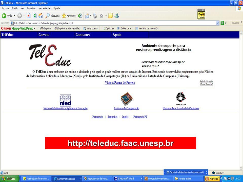 http://teleduc.faac.unesp.br