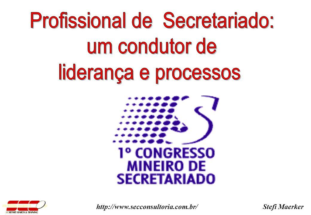 Stefi Maerkerhttp://www.secconsultoria.com.br/ A cada dia, mais trabalhamos em grupo, necessitando de ajuda e colaboração de pessoas sobre as quais não exercemos autoridade formal.
