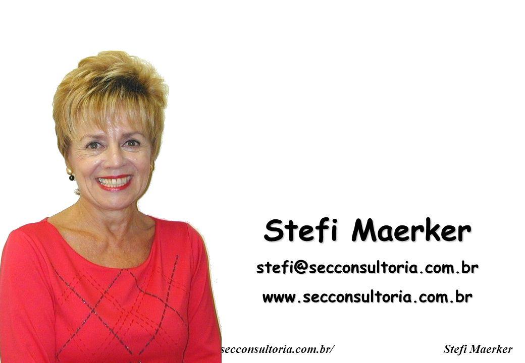 Stefi Maerkerhttp://www.secconsultoria.com.br/ Stefi Maerker stefi@secconsultoria.com.brwww.secconsultoria.com.br