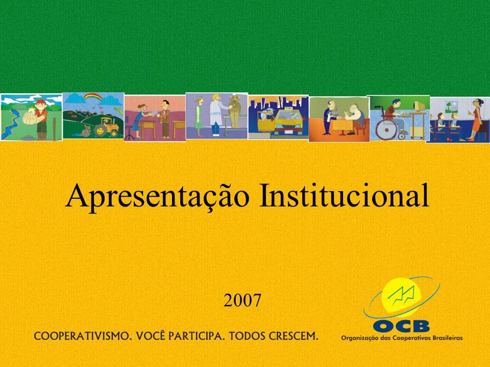 Apresentação Institucional 2007