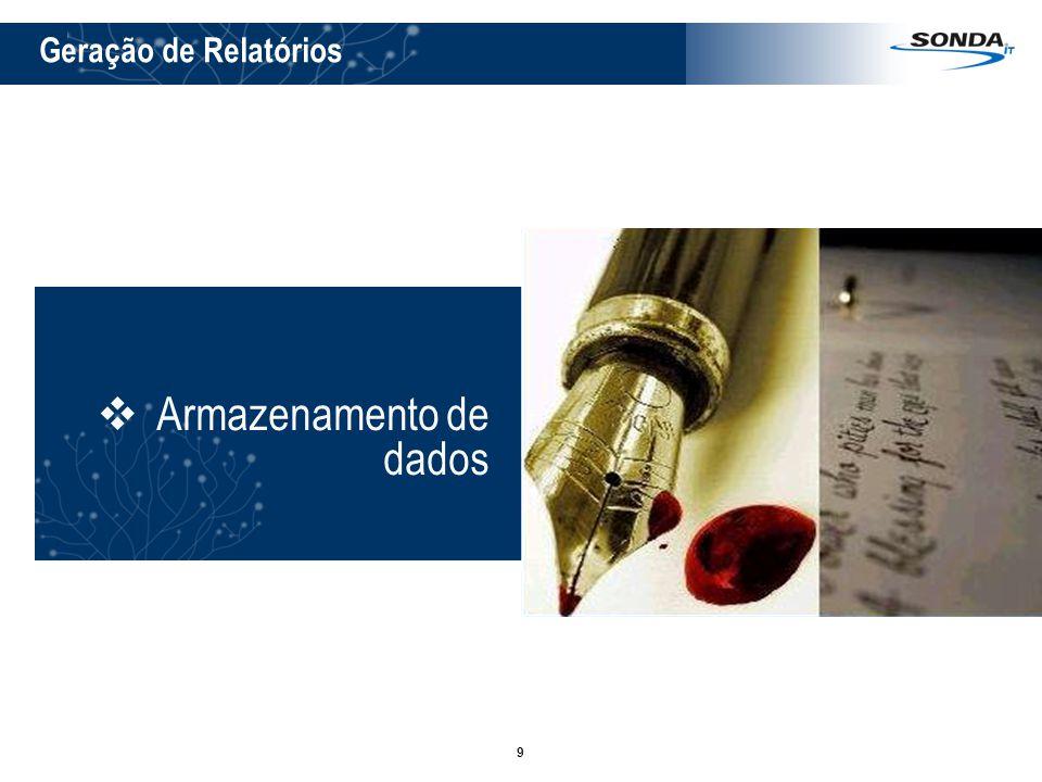 20 Publicação Divulgação Publicação nos padrões internacionais financeiros Compilação centralizada dos capítulos