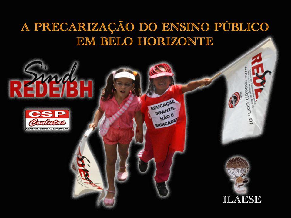 A Prefeitura de BH descumpre a Lei Orgânica do Município de Belo Horizonte determina, em seu artigo 160: Art.