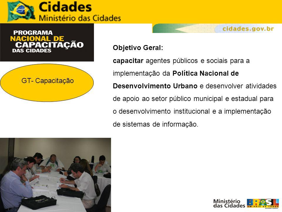 Parcerias: Caixa Econômica Federal Ministério da Educação Lincoln Institute of Land Policy Cooperação Internacional Rondon/Cidades: Min.