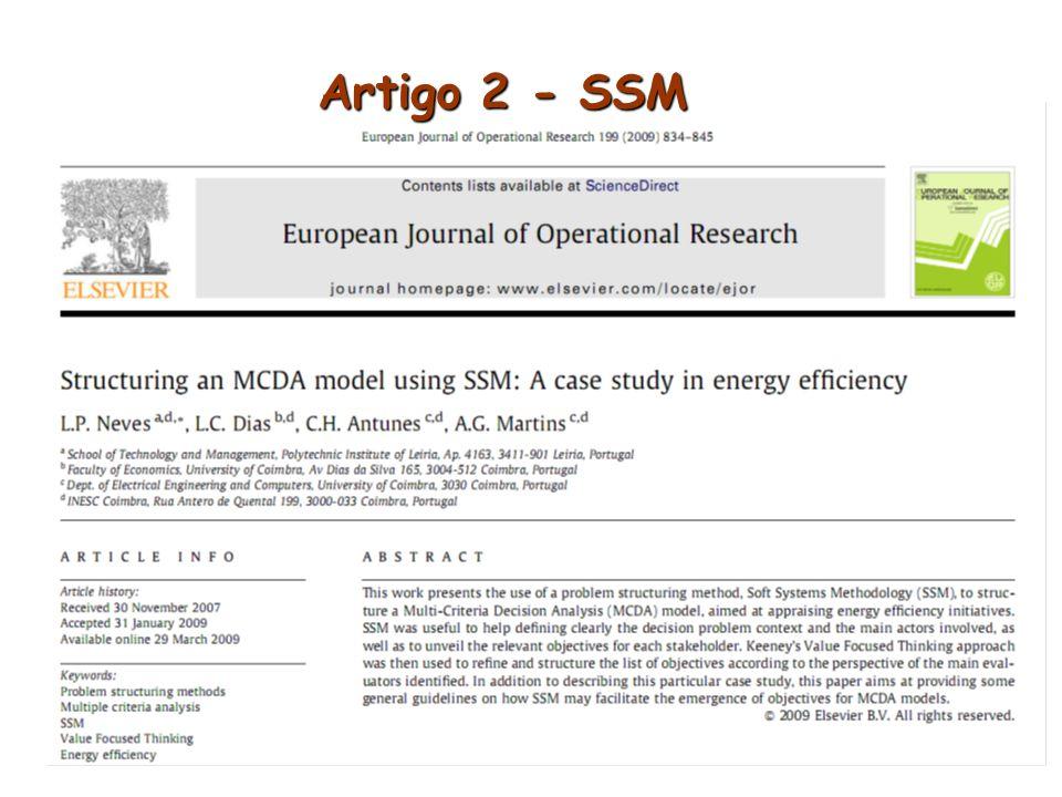 Artigo 2 - SSM